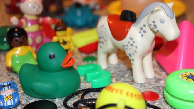 Second-hand toys could harm children, scientists discover