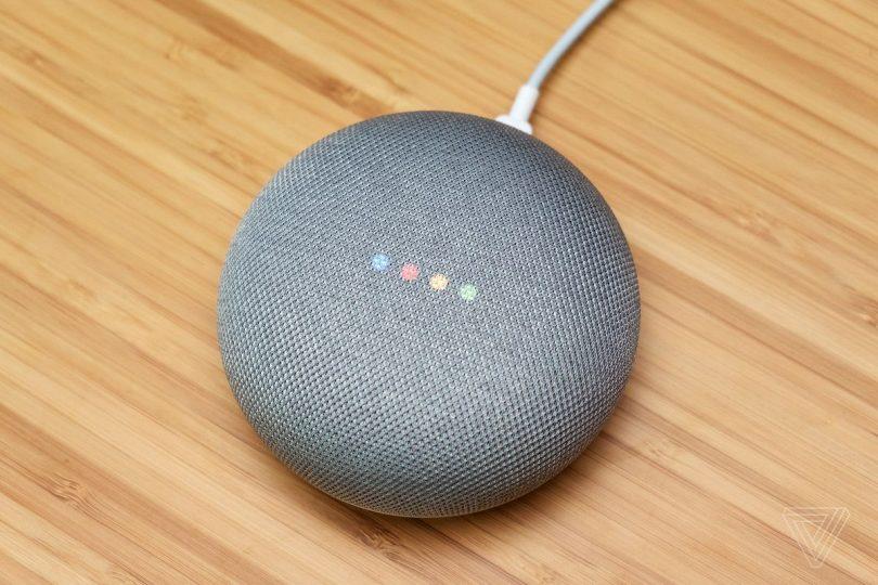 google sales home speker
