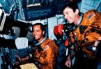 John Young, moon astronaut and first to fly shuttle, dies aged 87