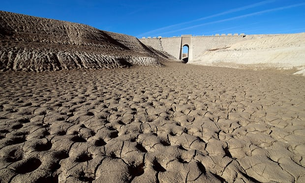 Keep global warming under 1.5C or 'quarter of planet could become arid'